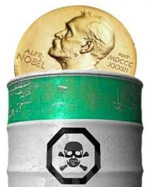 Nobel peace Poison prize