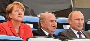 Merkel Putin Blatter gerichtszeichner Urteil Weltmeistertitel weg
