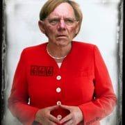 Angela_Merkel_Wolfgang_Schaeuble_Schaeuberkel_Merkschaeubl_Kopftransplantation_erfolgreicher_Versuch_Angola_Murksel_qpress