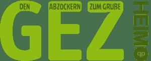 Aufgabe des öffentlich-rechtlichen Rundfunks Beitragsservice Logo_GEZ_heim_den_Abzockern_zum_Grusse_Logo Beitragsservice qpress