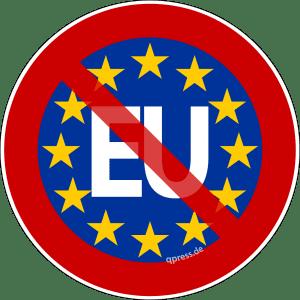 EU-Austritt Anti Gegner volksbegehren volksabstimmung oesterreich deutschland griechenland 150dpi qpress