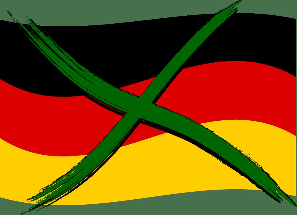 Endgültiges Verbot Der Deutschland Flagge Auch Für Nichtnationalisten