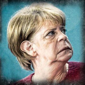 Aus die Maus: Merkel stellt Asylantrag in Marokko