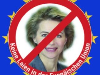 EU-Kommissionschefin nimmt Kurs in die garantierte Katastrophe