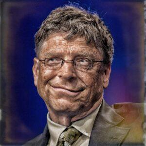 Bill Gates trampelt den Pfad ins Impf-Paradies