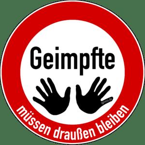 USA: und Geimpfte müssen doch draußen bleiben