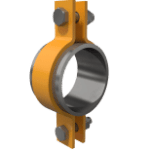 2 Bolt Pipe Clamp (Fig.12H)
