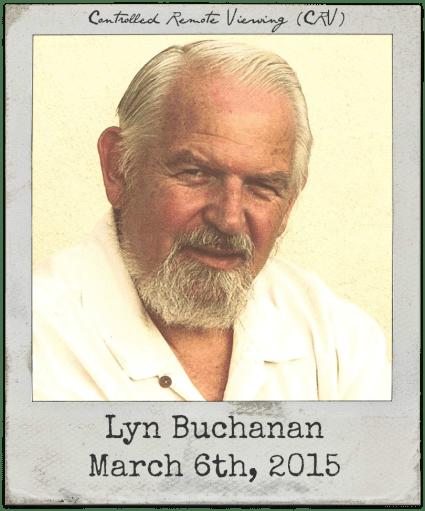 3.6.15 Lyn Buchanan: Controlled Remote Viewing (CRV)