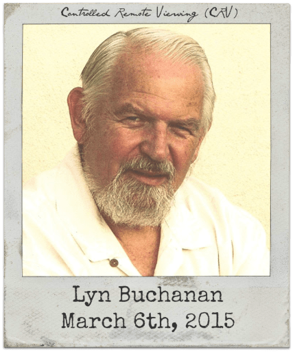3.6.15 Lyn Buchanan: Controlled Remote Viewing (CRV)
