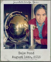 8.14.15 Dale Pond: Sympathetic Vibratory Physics
