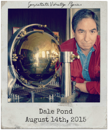 8.14.15 Dale Pond: Sympathetic Vibratory Physics
