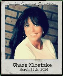 3.18.16 Chase Kloetzke: Scientific Paranormal Investigation Protocol