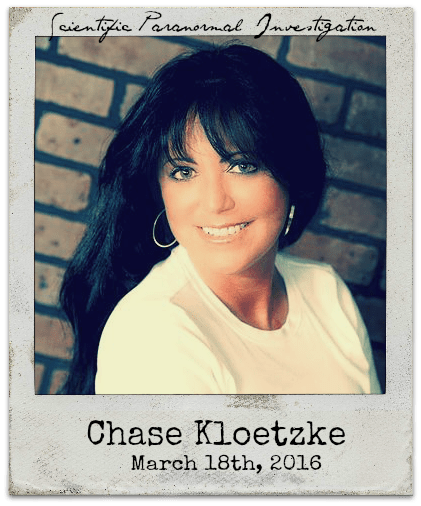 3.18.16 Chase Kloetzke: Scientific Paranormal Investigation Protocol