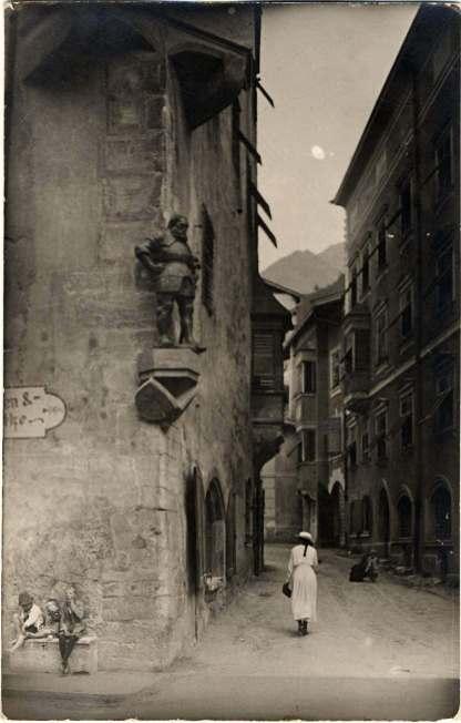 Burggasse 1908