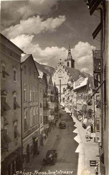 FJ - Straße 1941