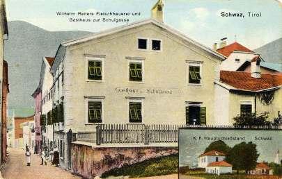 Gh Schulgassl 1910