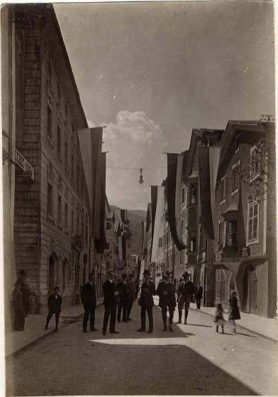 Siegesmundstraße 1922