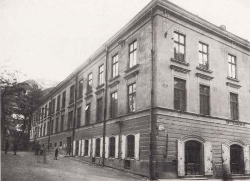 VS Sachs Postamt 1954