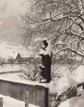1961 Heilige Barbara Winter