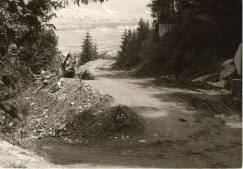 Schlösslbrücke Umfahrung Schlösslgraben 1979 (2)