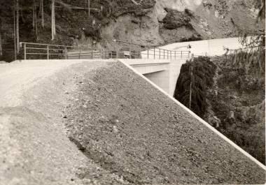 Schlösslbrücke Umfahrung Schlösslgraben 1979 (5)