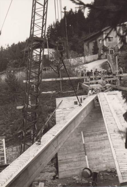 Brückenbau 1966 01