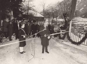 Einweihung Bgm Anton Öfner 12121966