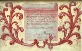 Gastgerechsamkeit Maria Theresia