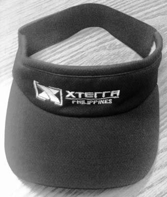 XTERRA visor