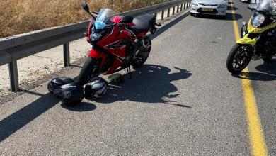 Photo of مصرع شاب بحادث دراجة نارية قرب شفاعمرو