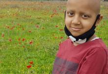 صورة مجدل شمس: وفاة الطفل الان تحرير فخر الدين (8 سنوات)
