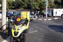 صورة حيفا: مصرع سائق دراجة نارية متأثرًا بجراحه