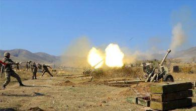 صورة أذربيجان تعلن تدمير كتيبة للجيش الأرميني