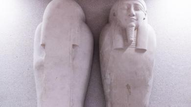صورة بينها نواويس مصرية… آثار جزيرة المتاحف الألمانية تتعرض لتخريب غامض (صور)