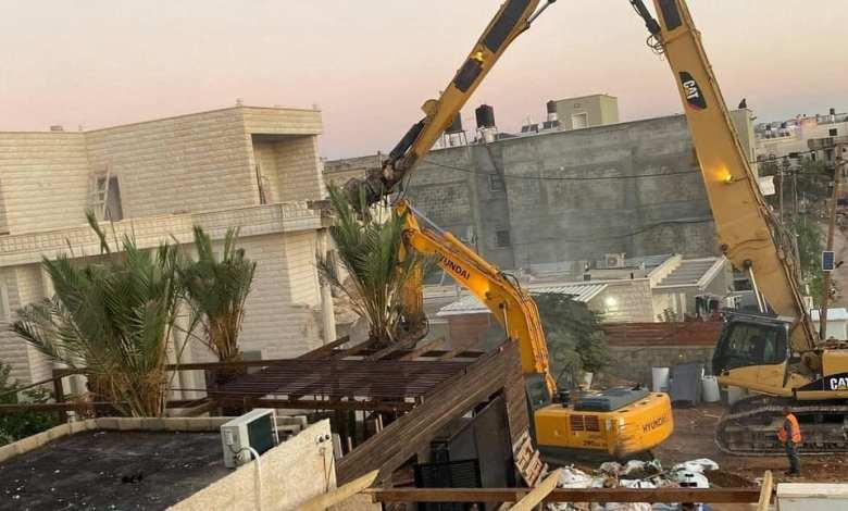 صورة امر تجميد هدم بيت علاء عوده-كفرقاسم