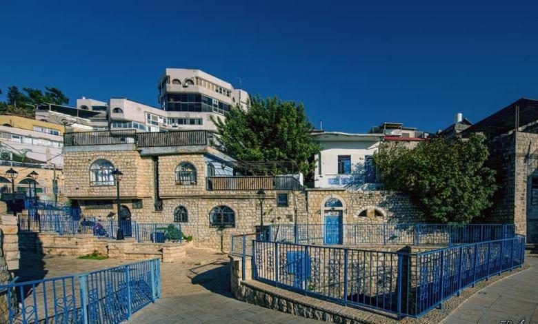 صورة مدينة صفد(عبق التاريخ الازلي)