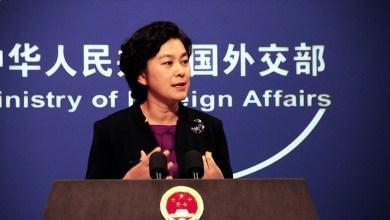 """صورة الصين تنتقد بومبيو بقسوة وتصفه بـ""""الكاذب"""""""