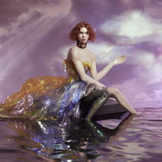 SOPHIE's 'OIL OF EVERY PEARL'S UN-INSIDES'