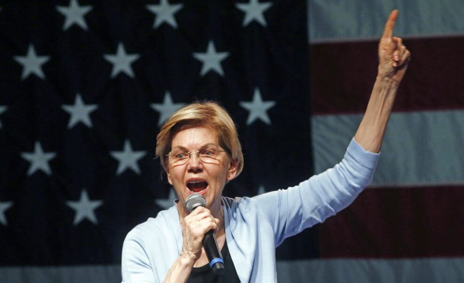 Elizabeth Warren unveils plan to erase the national student loan debt