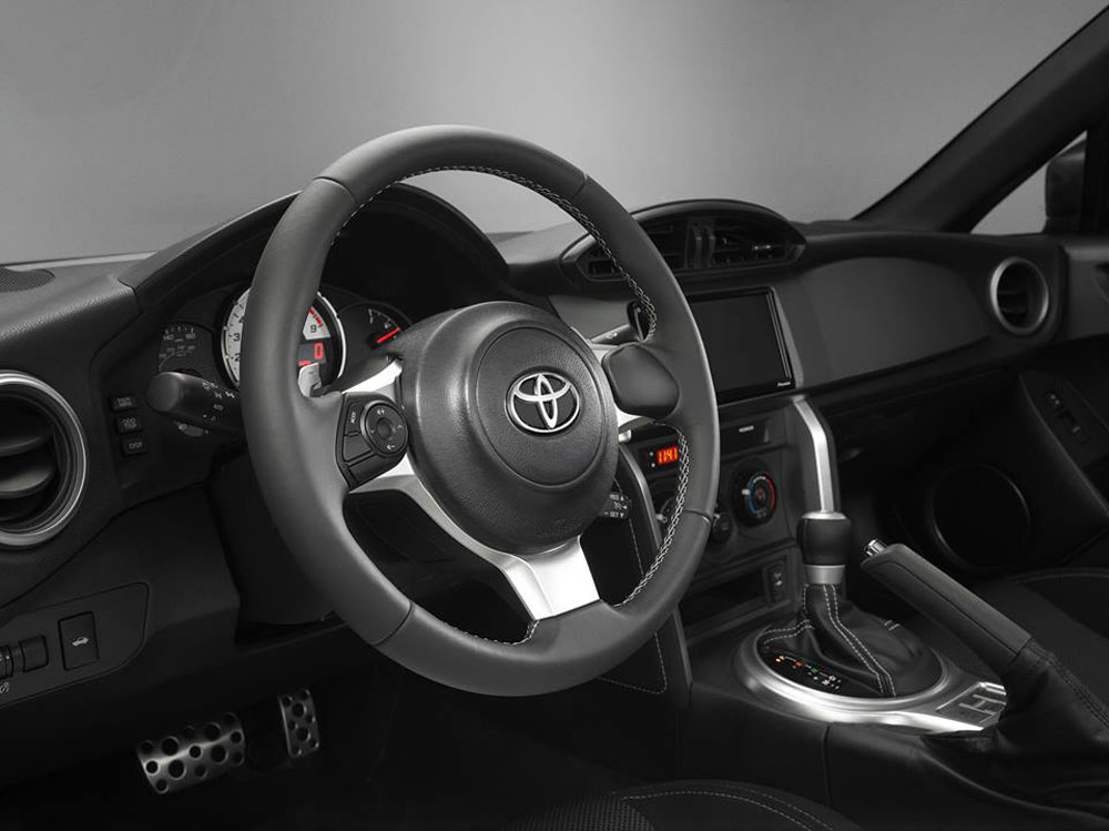2017 Toyota 86 Steering Wheel