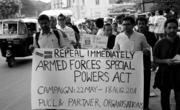AFSPA: Uncompromising Or Compromised Upon?