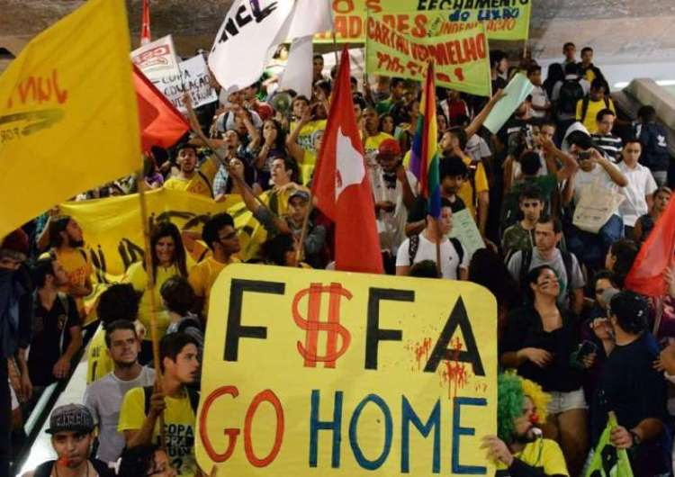Why Is Brazil Not Enthusiastic For FIFA World Cup 2014?