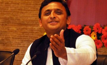 "Akhilesh Yadav, a Chief Minister like none other, launches ""Tipu ka Afsana"""