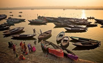 The Ganges and Its Children