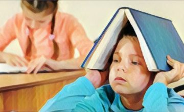 If a child can't read, he cannot learn. How can we help?
