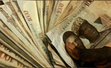 How has the US dollar triggered a currency crisis in Africa?