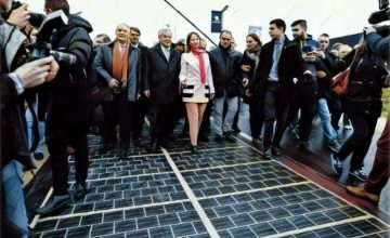 France launches a state-of-the-art solar road. Groundbreaking or just too expensive?