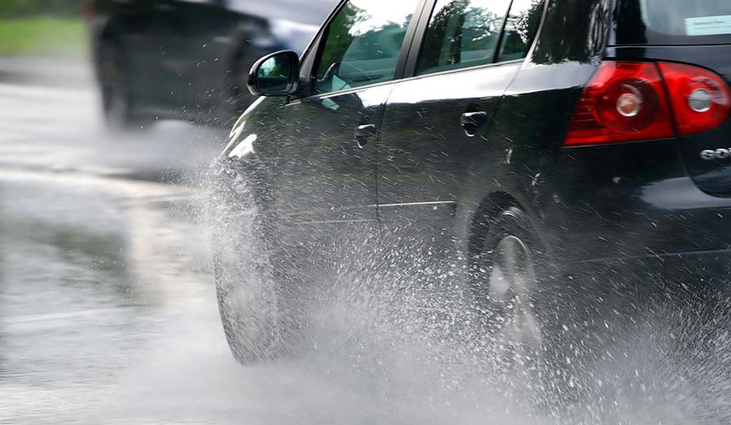 Aumentan accidentes automovilísticos en época de lluvias