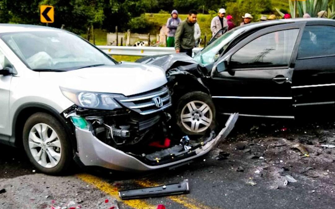 Exceso de velocidad, primera causa de accidentes viales en la CDMX