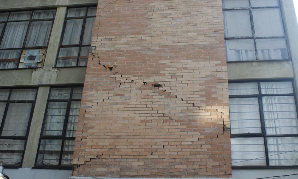 ¿Quieres que revisen tu edificio?